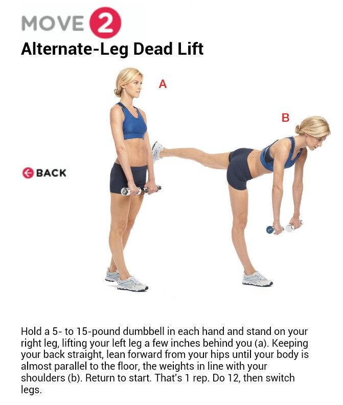 Exercises at home no equipment p2