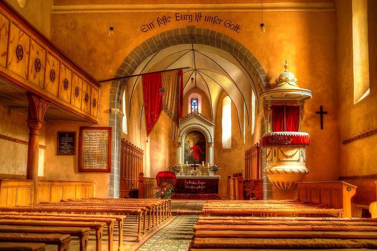 https://flic.kr/p/uvmveT | Biserica fortificata Cincsor