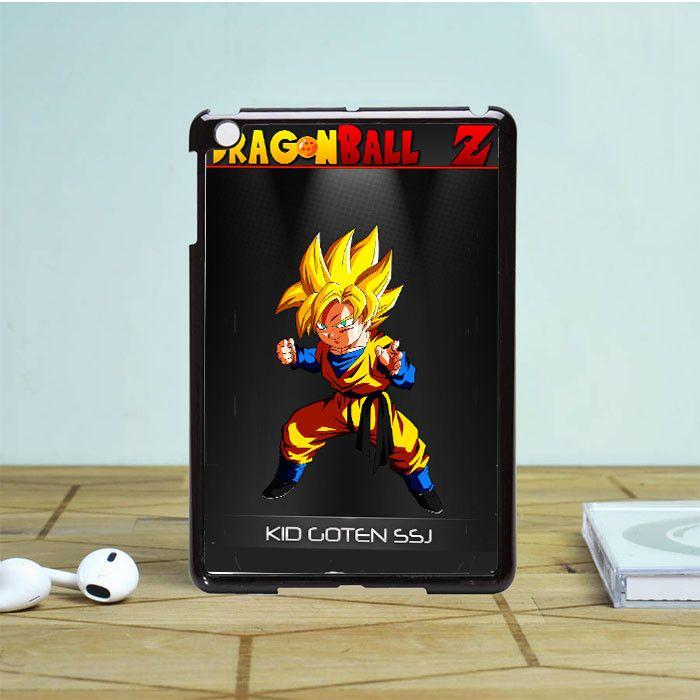Dragon Ball Z Kid Goten SSJ iPad Mini 2 Case Dewantary