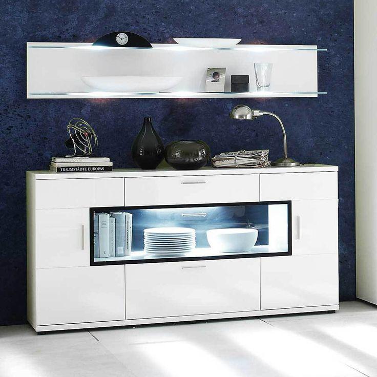 Die besten 25+ Kommode schwarz weiß Ideen auf Pinterest Ikea - esszimmer kommode ikea
