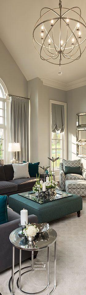 Best 25 Living Room Turquoise Ideas On Pinterest  Colour Schemes Custom Turquoise Living Room Design Decoration