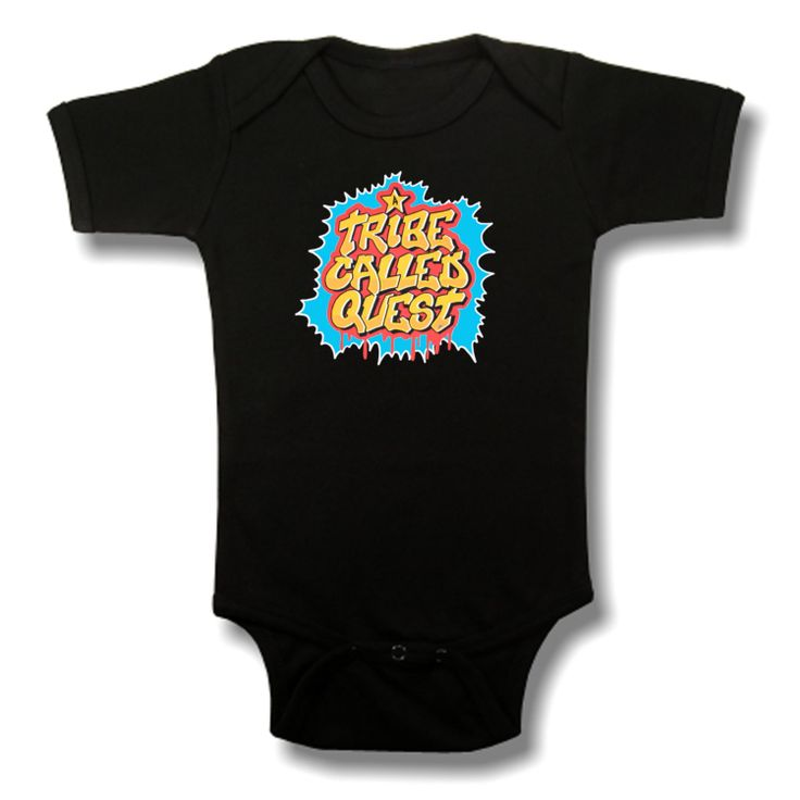 A Tribe Called Quest Hip Hop Boy Girl Baby by