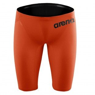 Arena Mens Carbon Pro MK2 Jammer - Orange