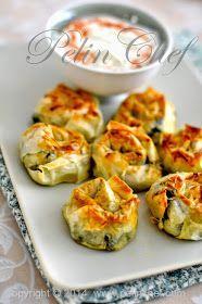 İçinde bol lezzet barındıran mini mini börekler... İster gün menüsü, ister iftar menüsü, ister beş çayı, ister s...