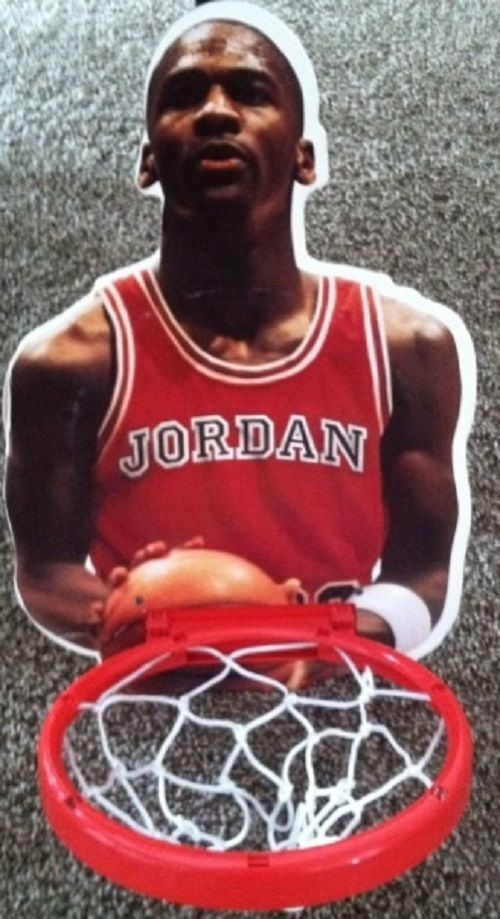 michael jordan mini hoop favorite pro sports blog