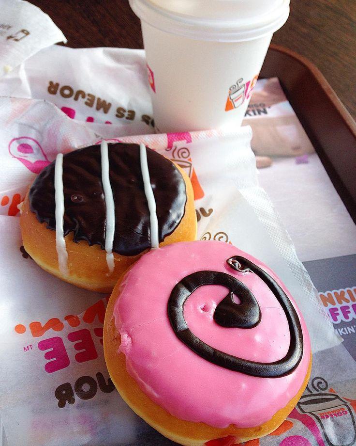 Dunkin Donuts in Barcelona