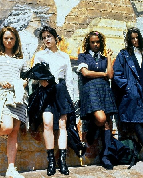 The Craft, loved this movie even if it was slightly traumatizing at times.