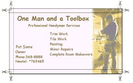 business card template FOR CONSTRUCTION - Google Search