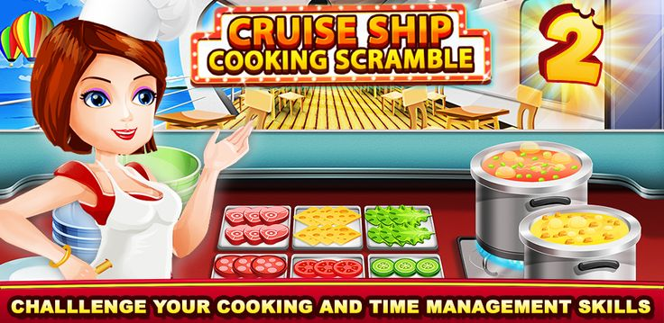 Cruise Ship Cooking Scramble 2 https://play.google.com/store/apps/details?id=com.fme.cruise.ship.cooking.scramble.II