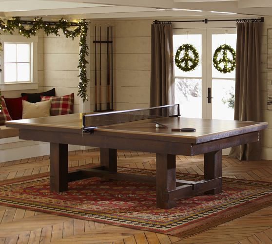 PB Pool Table Table Tennis Conversion Cover  Slate. Best 25  Ping pong table ideas on Pinterest   Men s table tennis