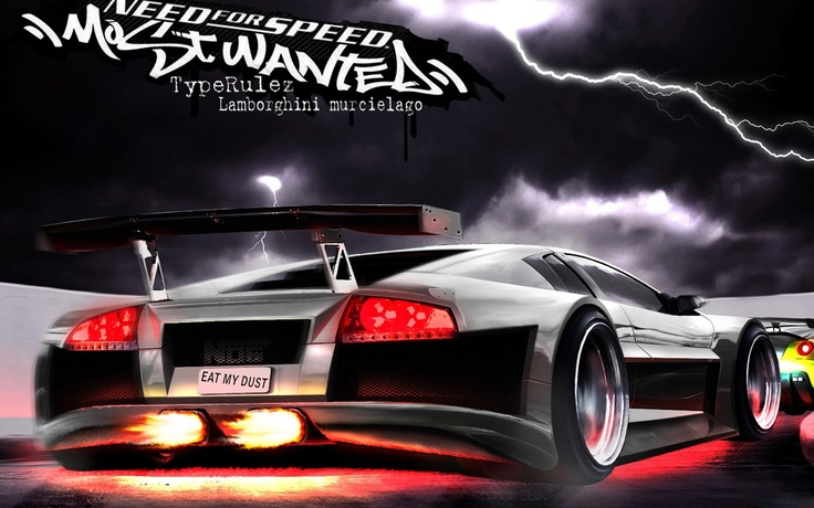 Lamborghini Mucielago Need For Speed Most Wanted Wallpaper - Wallpaper Ranger