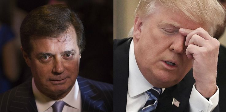 Damning Details From Paul Manafort's Notes From Trump Jr.'s Russia Meeting Just Leaked