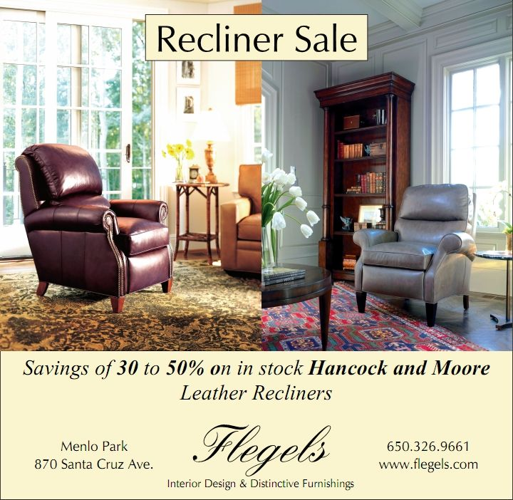 Flegels Recliner sale #flegels #hancockandmoore #sale #leather #recliner #chair @Hancock & Moore