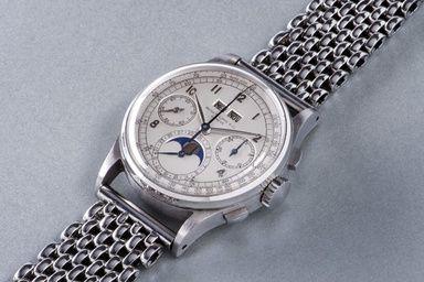 パテック フィリップの腕時計史上最高の12億円で落札 スイス