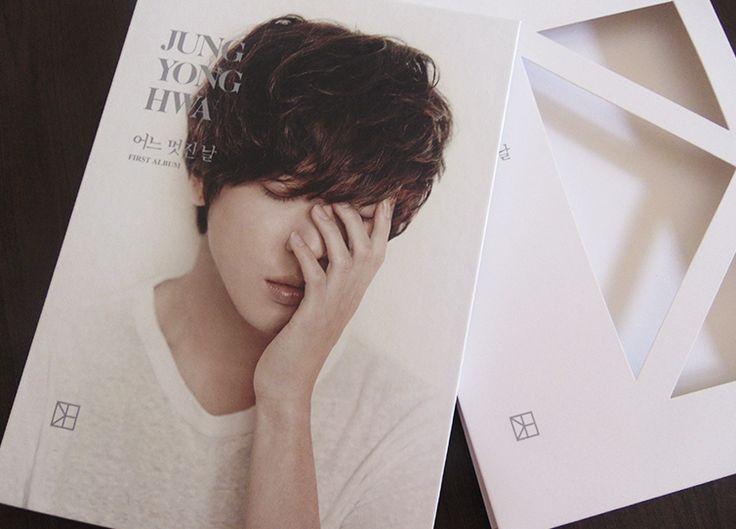 Janela de Memórias: kpop albuns - YongHwa One Fine Day