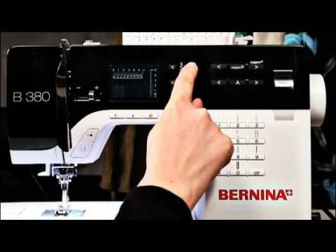 ▶ BERNINA 3 Series Tutorial: Appliqué - YouTube