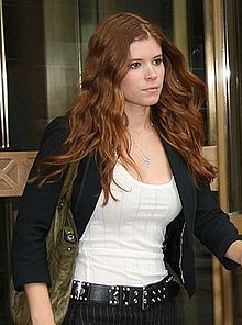 Kate Mara - at the Toronto International Film Festival in September 2008