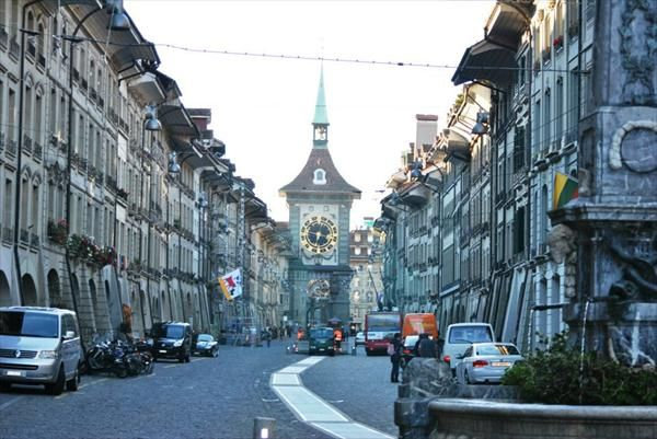 Recorrer - Berna y sus encantos. Capital