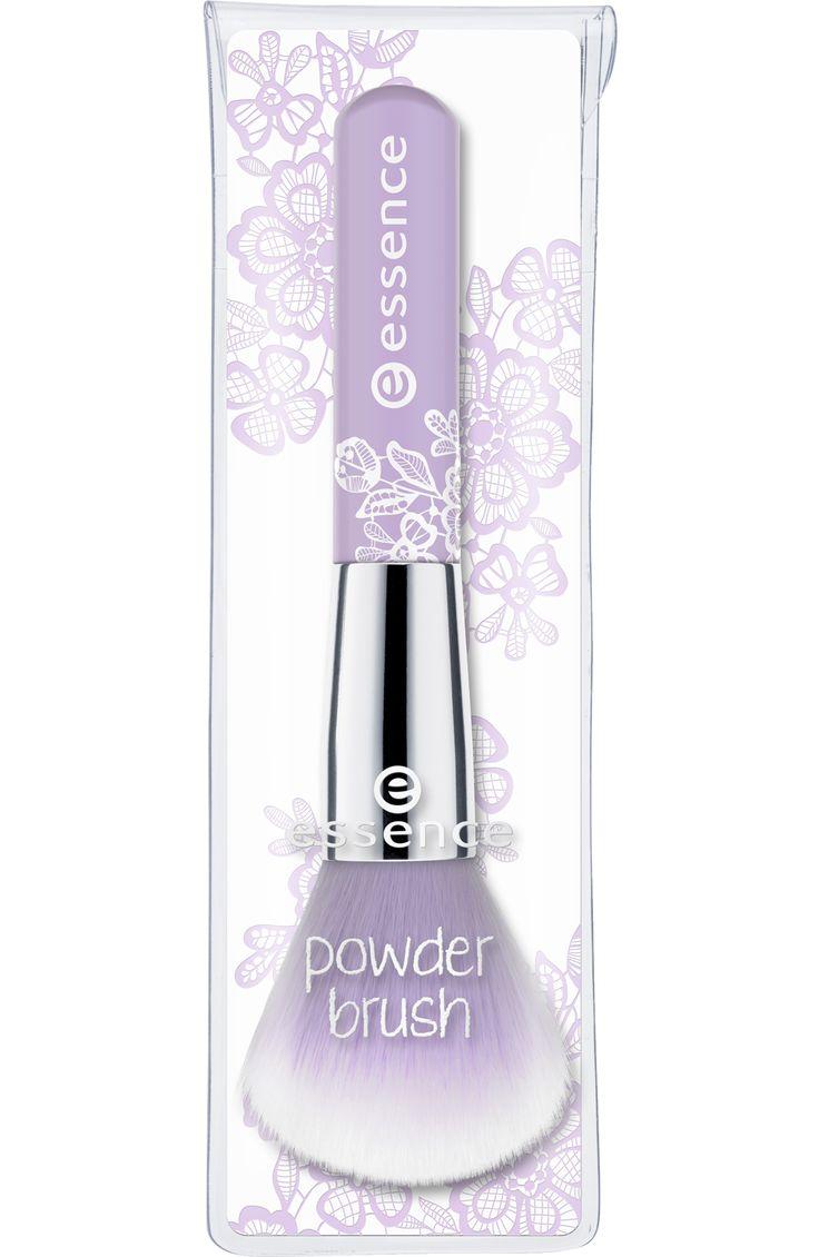 Puderpinsel powder brush