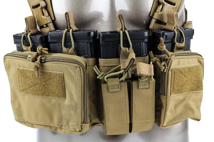 HSP D3 Chest Rig Heavy