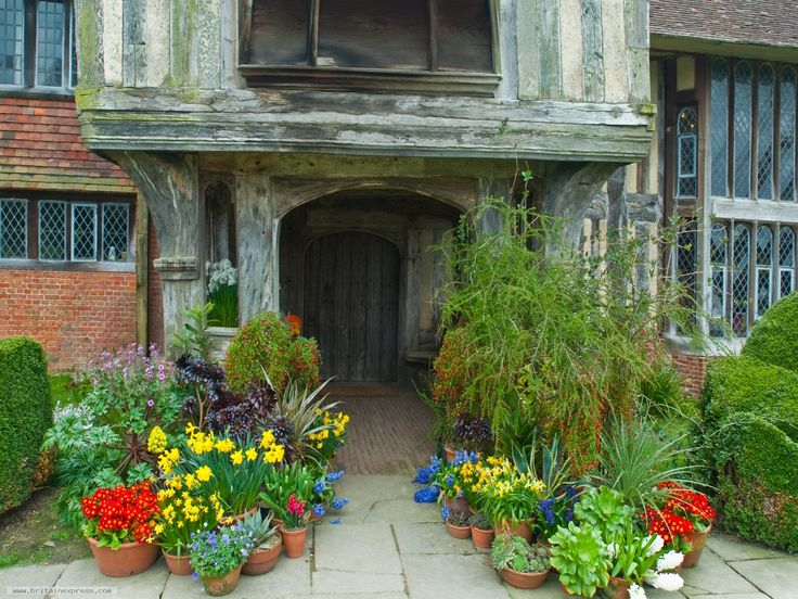 Great Dixter Gardens, Northiam, England