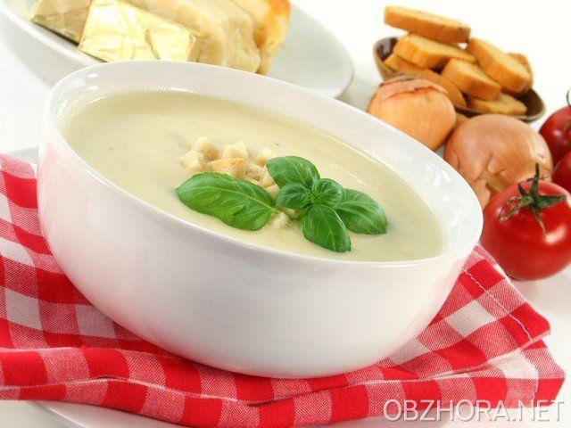 Рецепты сливочный суп из морепродуктов