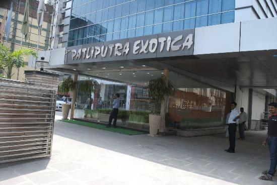 Hotel Patliputra Exotica bihar