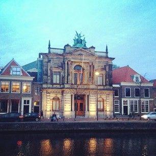 Het oudste museum van Nederland staat in Haarlem, en wat is hij mooi! #teylersmuseum