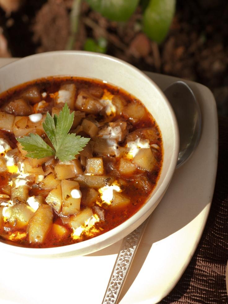 Vegetable Potato Goulash