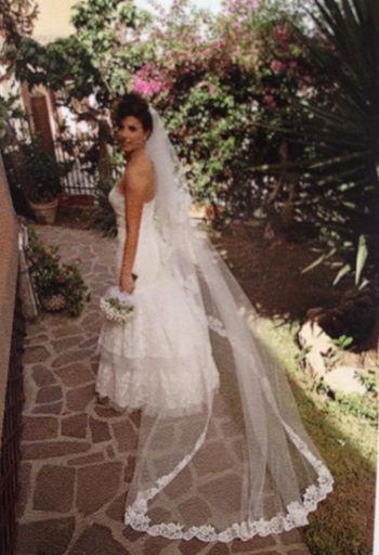 L'abito Lara Medri firmato www.cinziaferri.com