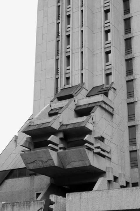 hotel zlatibor serbia u ice 1981 brutalism. Black Bedroom Furniture Sets. Home Design Ideas