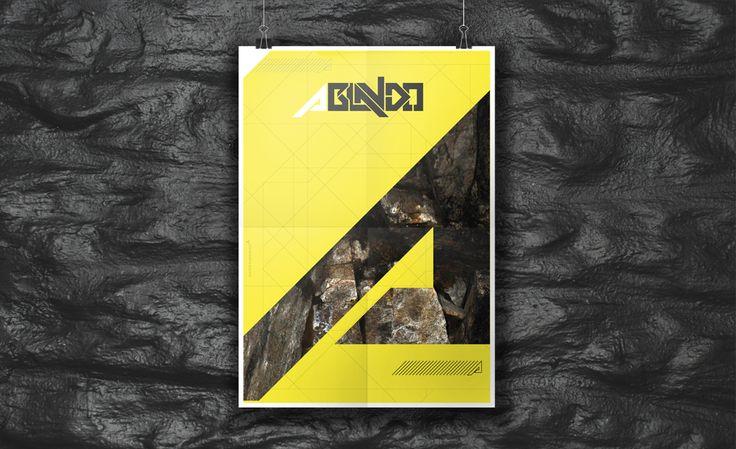 Dársena | Agencia Creativa | A-blando Producción independiente. Lettering. Press