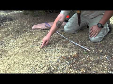 how to make a snare trap for deer