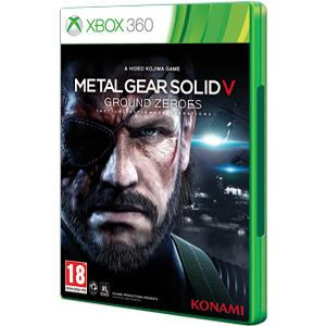 Mgs V : Ground Zeroes Xbox360