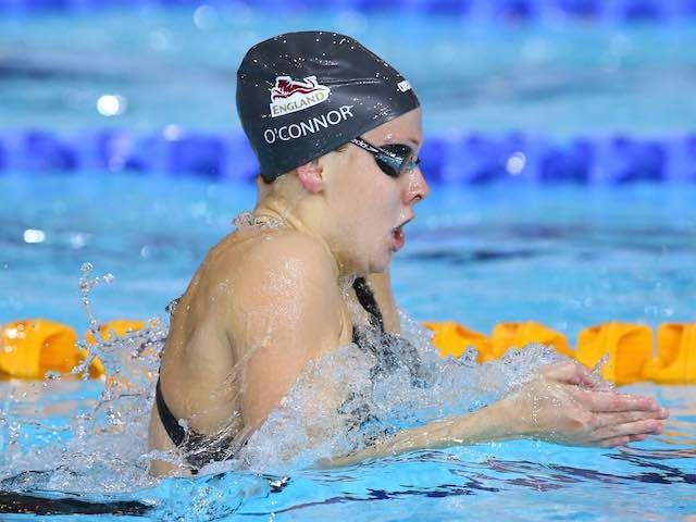"Interview: GB swimmer Siobhan-Marie O'Connor's ""dream"" for Rio 2016"