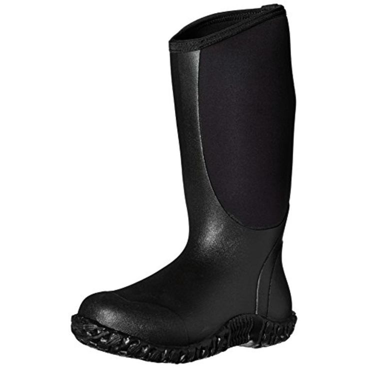 Lacrosse Womens Alpha Lite Neoprene Rubber Rain Boots