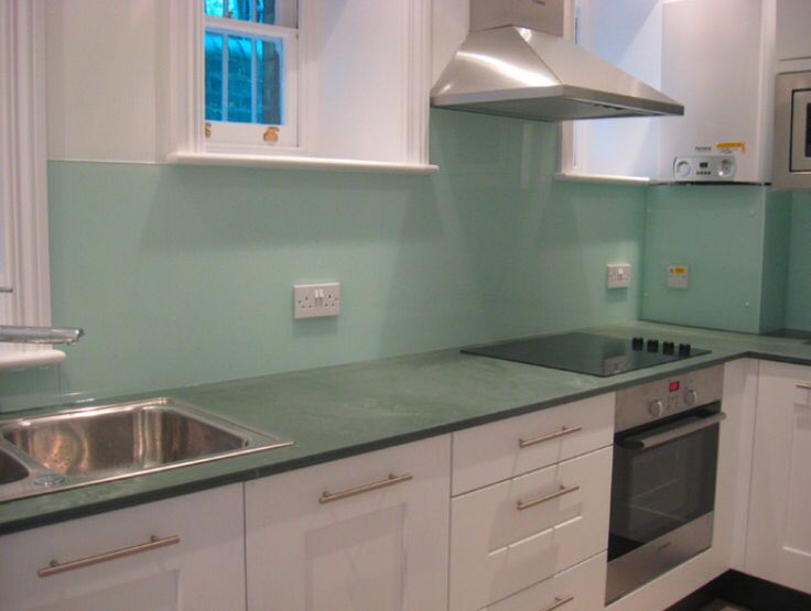 Beautiful splashback