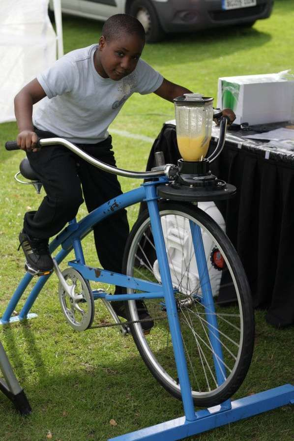 smoothie bike hire