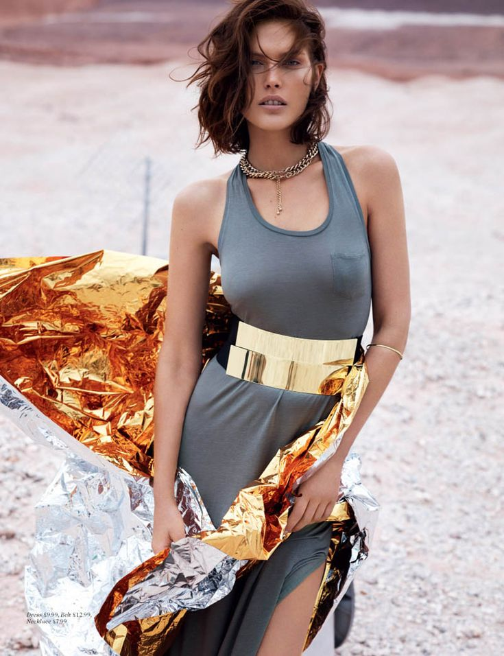 Catherine McNeil Takes a 'Fantastic Voyage' for H Magazine Summer 2013 | Fashion Gone Rogue: The Latest in Editorials and Campaigns