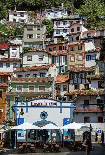 Cudillero Asturias Spain_#MediumMaria @@@@@.....http://www.pinterest.com/themediummaria/medium-marias-homeland/