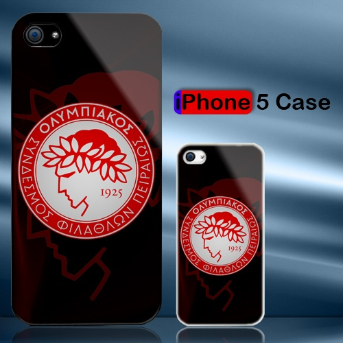 Olympiakos Piraeus iPhone 5 Case