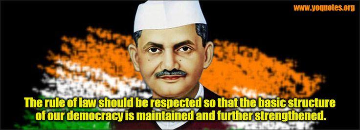 slogan of lal bahadur shastri