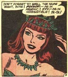 Poison Ivy  Bob