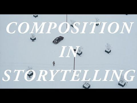 Composition In Storytelling - The cinema screen is just another canvas for an artist to crete images. Composition is the tool that gives those images structure and purpose.
