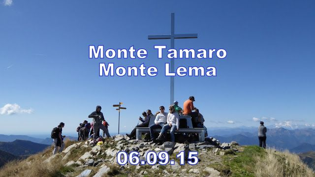 Pfannenstiel Wanderblog * Monte Tamaro * Monte Lema * Höhenwanderung im Tessin