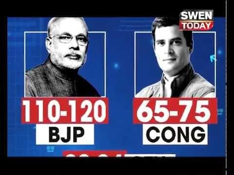 Exit Poll गुजरात - YouTube