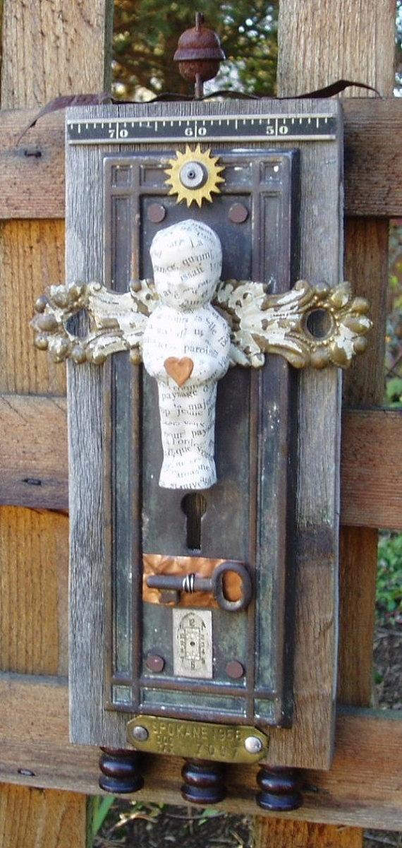 Joseph Cornell Doll