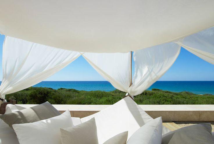The Romanos, a Luxury Collection Resort, Costa Navarino - Koroni Royal Villa - Terrace Detail