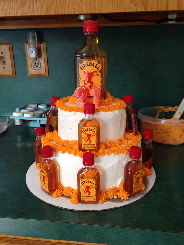 17 Best Images About Fireball Party On Pinterest 30th