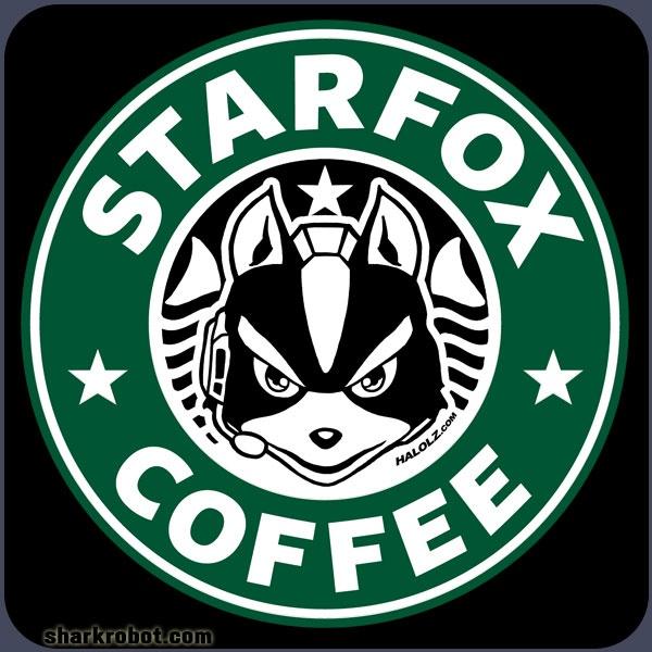 Part of Pwn Love's Top 10 Star Fox T-shirts